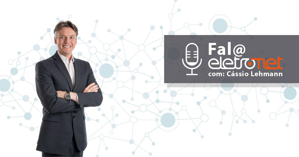 Fala Eletronet -Fibra Óptica OPGW - Com Cassio Lehmaan
