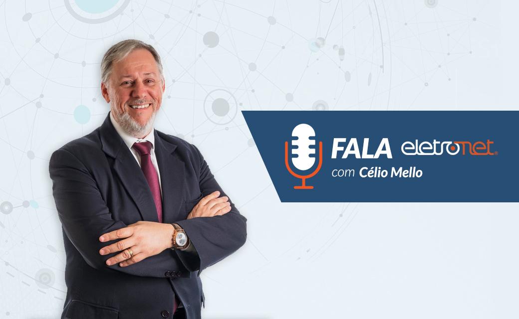 """Na 2ª edição do """"Fala Eletronet"""", conversamos com nosso PMP, Celio Mello, sobre o impacto da rede 5G e do Edge Computing e as oportunidades de negócios"""