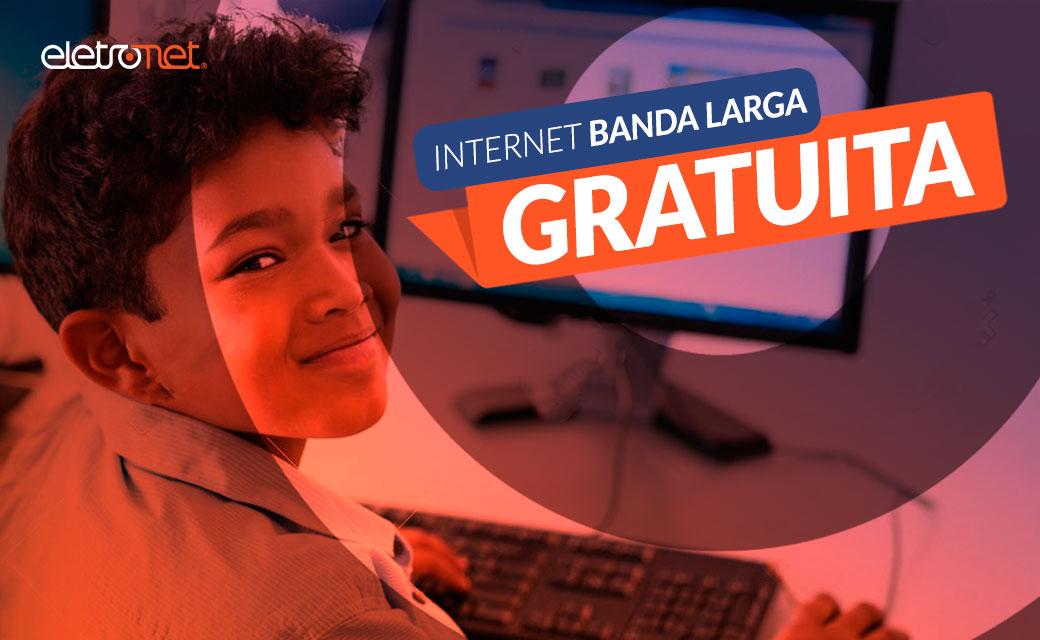 Conheça a proposta para prover internet banda larga gratuita em 2021